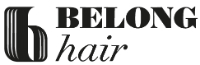 belong hair logo