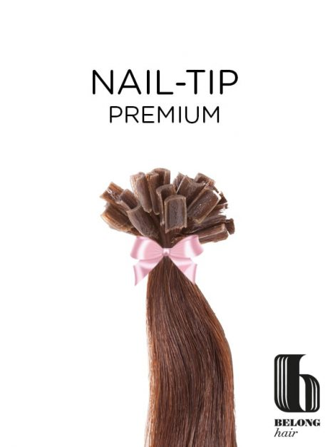 Nail Tip Grade 5A Russian Remy
